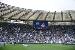 May 6, 2018 - Rome, Lazio, Italy - Simone Inzaghi during the Italian Serie A football match between S.S. Lazio and Atalanta at the Olympic Stadium in Rome, on may 06, 2018. (Credit Image: © Silvia Lore/NurPhoto via ZUMA Press)