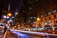 Market Street, Downtown Philadelphia