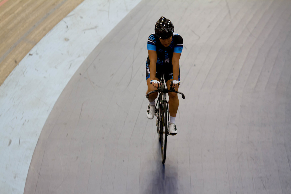 Velodrome Cycling<br /> photo by Nancy Porfirio/Shutter Diva Photography/Sports Shooter Academy 2016