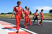 July 21-24, 2016: 24, Hungarian GP, Sebastian Vettel (GER), Ferrari