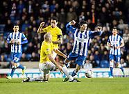 Brighton & Hove Albion v Derby County - 03/03/2015