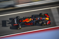 February 19, 2019 - Barcelona, Catalonia, Spain - PIERRE GASLY (FRA) from team Red Bull drives in his RB15 during day two of the Formula One winter testing at Circuit de Catalunya (Credit Image: © Matthias Oesterle/ZUMA Wire)