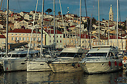 Marina Mali Losijn - island in Croatia