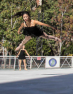 """""""Downtown on Ice"""" 2013 in Los Angeles"""