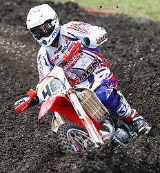 "29.05.2011, Offroad-Park, Muenchen, GER, GER, ADAC MX Masters, Munich, im Bild Gewinner des Touspos in Muenchen Andreas SCHMIDINGER (AUT) bei den ""ADAC MX Masters"" // Winner of the Tourstop in Munich Andreas SCHMIDINGER (AUT) competing during the ""ADAC MX Masters"" in Munich, GER, Germany.EXPA Pictures © 2011, PhotoCredit: EXPA/ S. Kiesewetter"