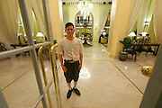 Phnom Penh, Cambodia. Raffles Hotel Le Royal.