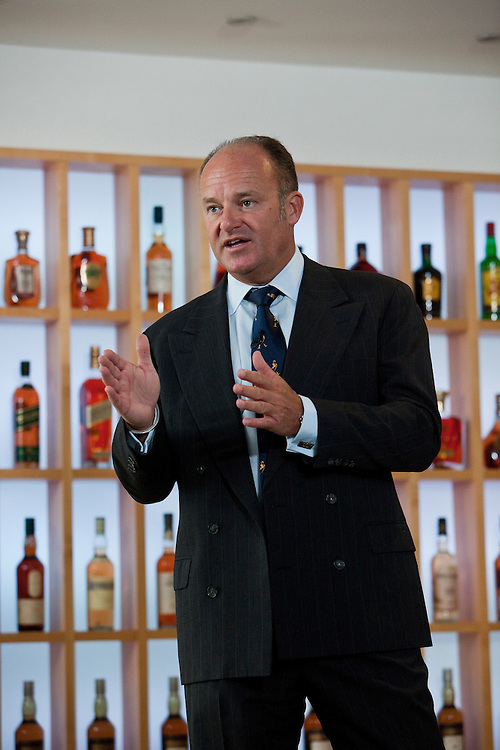 Paul Walsh, CEO, Diageo 2012-06-06