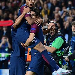 27,09,2017 Paris Saint Germain and Fc Bayern Muenchen