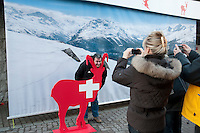 The House of Switzerland welcomes visitors to enjoy Swiss culture during the 2010 Olympic Winter Games in Whistler, BC Canada.