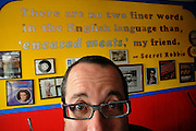 Hot Doug's Sausage Emporium owner Doug Sohn is one of Avondale's most well known personalities for his behind-the-counter wit and unique culinary offerings.