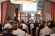 "Global Investor/ISF presents the Pan-American Securities Finance Forum held on September 26, 2013 at the Renaissance New York Hotel 57. Karla Siller Ojeda, General Director for Supervision of Securities and Derivatives Entities of the Mexican National Banking and Securities Commission (CNBV) keynote addressed ""Why is it important to invest in a well regulated market."""