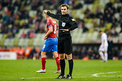 November 15, 2018 - Gdansk, Poland, Referee STEPHAN KLOSSNER during football friendly match between Poland - Czech Republic at the Stadion Energa in Gdansk, Poland