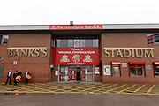 Banks's stadium during the Sky Bet League 1 play-off second leg match between Walsall and Barnsley at the Banks's Stadium, Walsall, England on 19 May 2016. Photo by Dennis Goodwin.