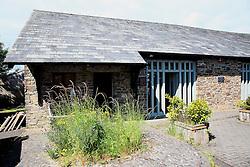 UK ENGLAND CORNWALL 23UN15 - Westcountry Rivers Trust office building in Stoke Climsland, Cornwall.<br /> <br /> jre/Photo by Jiri Rezac / WWF UK<br /> <br /> © Jiri Rezac 2015