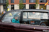 EXCLUSIVE - DOES THE  QUEEN USE THE AA GUIDE TO GET AROUND!