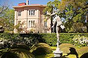 Calhoun Mansion in Charleston, SC.