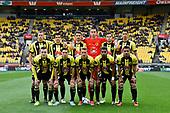 20171008 A League - Wellington Phoenix v Adelaide United
