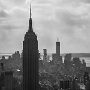 Empire State Building, Manhattan, New York, USA