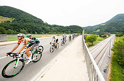 Alessandro Pessot (ITA) of Bardiani CSF during 1st Stage of 26th Tour of Slovenia 2019 cycling race between Ljubljana and Rogaska Slatina (171 km), on June 19, 2019 in  Slovenia. Photo by Vid Ponikvar / Sportida