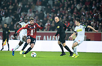 Xeka ( Lille ) <br /> <br /> FOOTBALL : Lille OSC vs SCO Angers - Ligue 1 - Lille - 11/02/2017<br /> <br /> Norway only