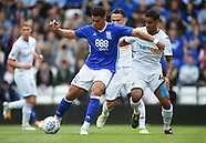 Birmingham v Swansea, Pre-Season Friendly, 29 July 2017