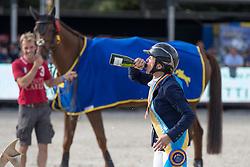 Daigneux-Lange Fabienne, BEL<br /> Belgisch Kampioenschap Lanaken 2016<br /> © Hippo Foto - Dirk Caremans<br /> 17/09/16