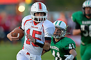 Firelands High School at Columbia High School varsity football on September 19, 2014. Images © David Richard and may not be copied, posted, published or printed without permission.