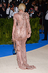 Kylie Jenner arriving at The Metropolitan Museum of Art Costume Institute Benefit celebrating the opening of Rei Kawakubo / Comme des Garcons : Art of the In-Between held at The Metropolitan Museum of Art  in New York, NY, on May 1, 2017. (Photo by Anthony Behar) *** Please Use Credit from Credit Field ***
