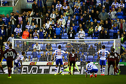 Goal, Daniel Williams of Reading scores from the penalty spot, Reading 2-1 Ipswich Town - Mandatory by-line: Jason Brown/JMP - 09/09/2016 - FOOTBALL - Madejski Stadium - Reading, England - Reading v Ipswich Town - Sky Bet Championship