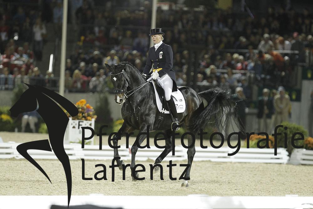 ZU SAYN-WITTGENSTEIN, Nathalie, Digby<br /> Kentucky - Alltech FEI WEG 2010<br /> /Stefan Lafrentz