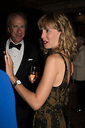 FRED STECK; EMILY STECK,  Venetian Heritage Gala Dinner Dance.  Hotel  Cipriani, Venice. 9 May 2015