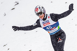 01.03.2019, Seefeld, AUT, FIS Weltmeisterschaften Ski Nordisch, Seefeld 2019, Skisprung, Herren, im Bild Robert Johansson (NOR) // Robert Johansson of Norway during the men's Skijumping of FIS Nordic Ski World Championships 2019. Seefeld, Austria on 2019/03/01. EXPA Pictures © 2019, PhotoCredit: EXPA/ JFK