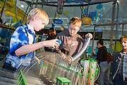 Oregon Museum of Science and Industry / OMSI in Portland Oregon