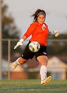 OC Women's Soccer vs NW OK State - 11/1/2011