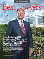 Scott B. Smith, Esq. for Best Lawyers magazine cover