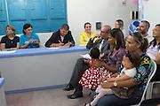 Atividades e fam&iacute;lias escutadas pelo UNICEF durante a semana do beb&ecirc; em Pernambuco.<br /> Ato na Camara dos Vereadores de Agrestina em Pernambuco