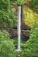 Latourell Falls, Columbia River Gorge, Talbot State Park, Oregon<br />