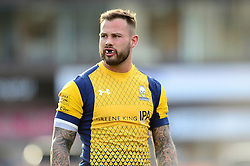 Francois Hougaard of Worcester Warriors - Mandatory by-line: Dougie Allward/JMP - 04/02/2017 - RUGBY - BT Sport Cardiff Arms Park - Cardiff, Wales - Cardiff Blues v Worcester Warriors - Anglo Welsh Cup