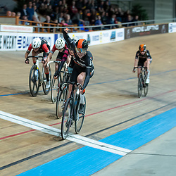 28-12-2019: Wielrennen: NK Baan: Alkmaar <br />Sofie van Rooijen pakt titel op de scratch