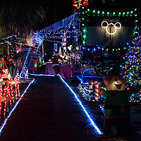 Fort Wilderness - Holiday Lights