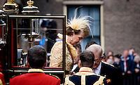 Nederland. Den Haag, 18 september 2007.<br /> Prinsjesdag. Prinses Margriet<br /> Foto Martijn Beekman <br /> NIET VOOR TROUW, AD, TELEGRAAF, NRC EN HET PAROOL