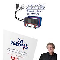 Juan Luis Cano, M-80 Radio.