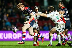 Jack Tovey of Bristol Rugby - Rogan Thomson/JMP - 11/12/2016 - RUGBY UNION - Ashton Gate Stadium - Bristol, England - Bristol Rugby v Pau - European Rugby Challenge Cup.