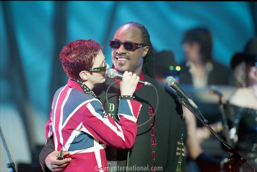 The BRIT Awards 1999 (Photo/John Marshall JM Enternational)