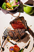 Argentinian steak at Unico.