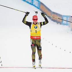 20161210: SLO, Biathlon - IBU Biathlon World Cup Pokljuka, Pursuit Women 10 km