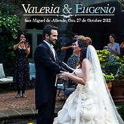 Boda Valeria + Eugenio
