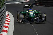 May 24, 2014: Monaco Grand Prix: Markus Erikson