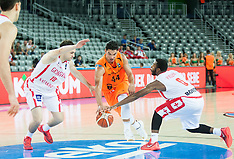 20150905 CRO: FIBA Europe Eurobasket 2015 Georgie - Nederland, Zagreb