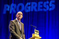 Pictured: John Swinney, MSP, Deputy First Minister<br /> The members of the SNP gathered in the Scottish Events Centre in Glasgow for their annual conference.<br /> <br /> Ger Harley | EEm 8 October 2017